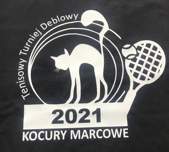 """Turniej Tenisowy """" Kocury Marcowe"""""""